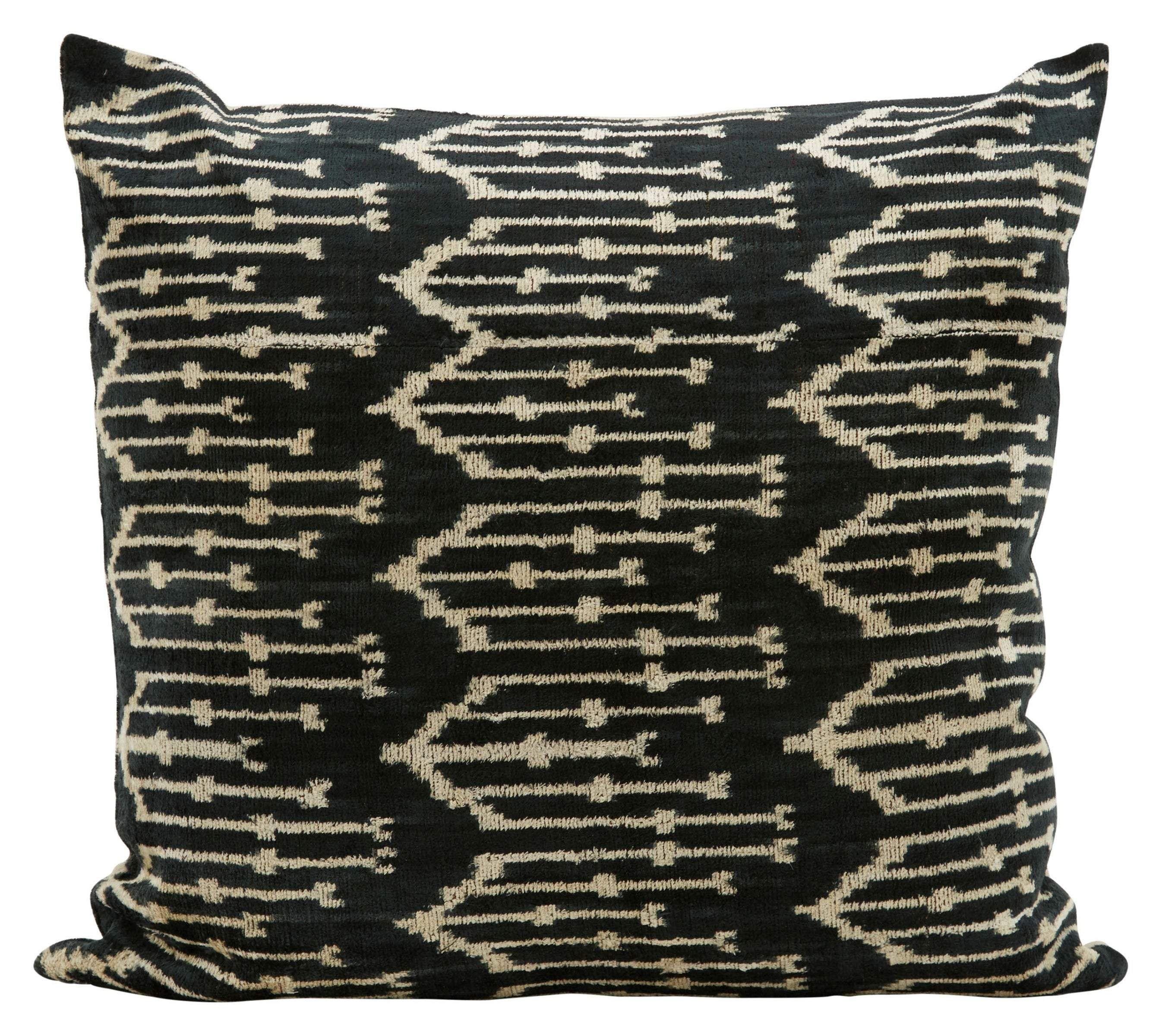 Anya Pillow In 2021 Pillows Ikat Pillows Ikat Pattern