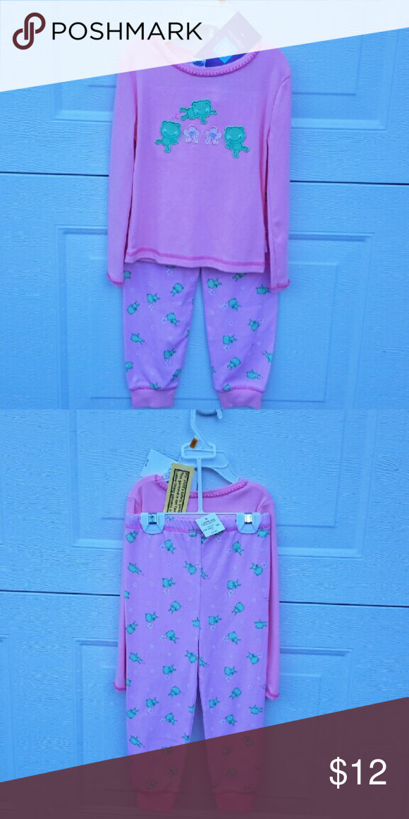 3T GIRLS PJ'S.   NWT Comfy and cute Little Me Pajamas Pajama Sets