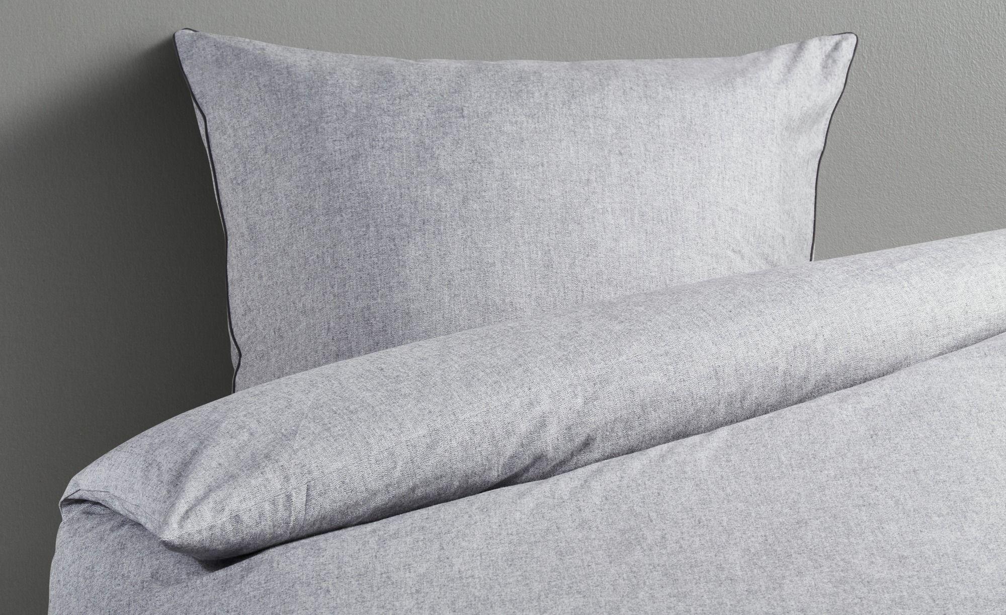 Biber Bettwasche Melange Bettdecken Daunen Decke