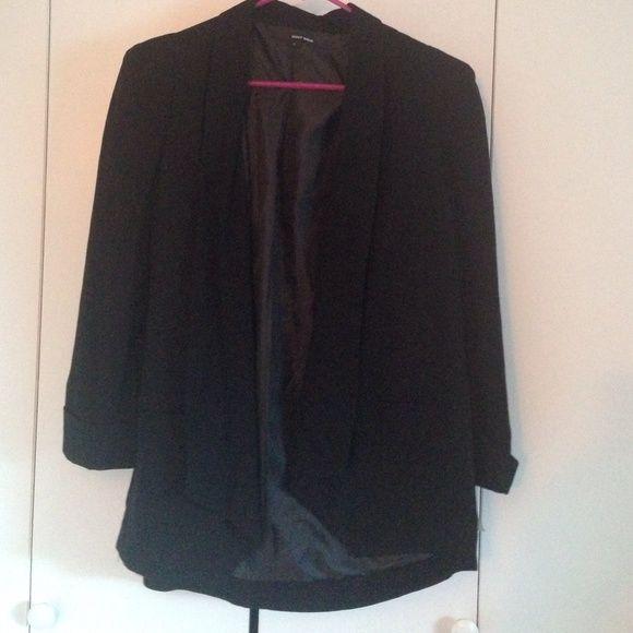 Black blazer NWT black blazer Jackets & Coats Blazers