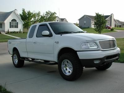 Ford F My St Truck Vehicle Timeline Pinterest - 2002 f150