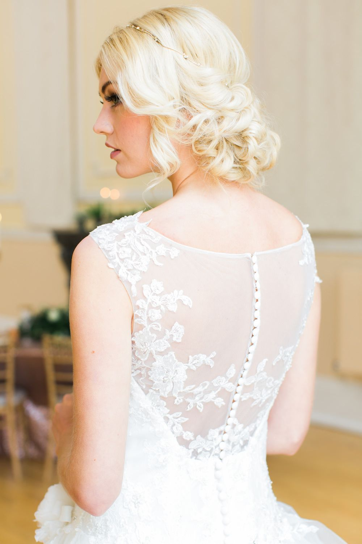 Cinderella inspired wedding dress  Nicole Spose Wedding Dresses For A Modern Cinderella Inspired Bridal