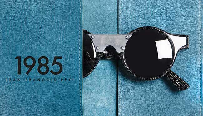 Showcase 1985 collection, Jean-François Rey #rey #sunglasses #fashion #style