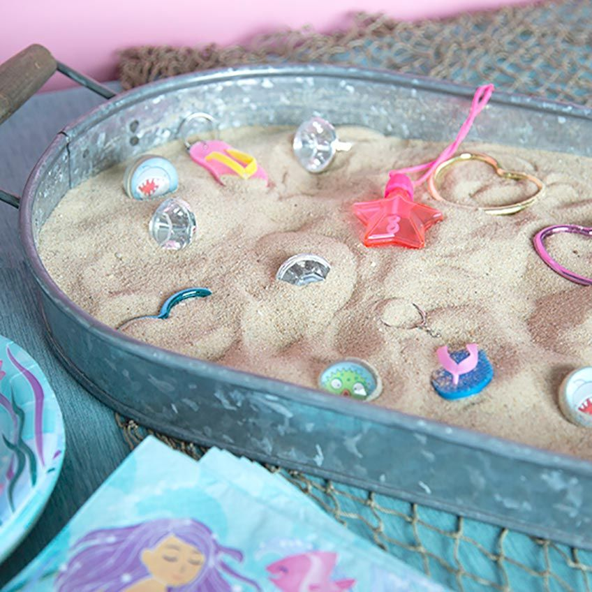 Photo of Children's birthday games for the mermaid party