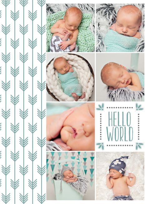 17 Best images about Baby announcement ideas – Pinterest Birth Announcement
