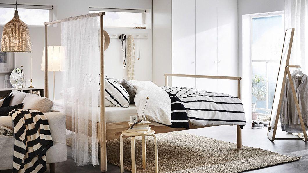 Camera da Letto - IKEA | Sweet Dreams | Pinterest | Bedrooms and ...