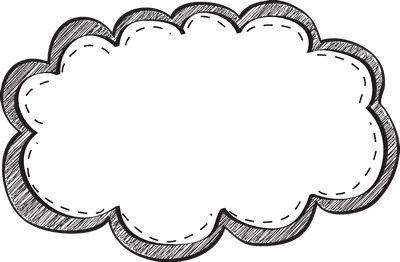 Black And White Scribble Border Free Clip Art Frames Free Clip Art Frame Clipart Borders And Frames