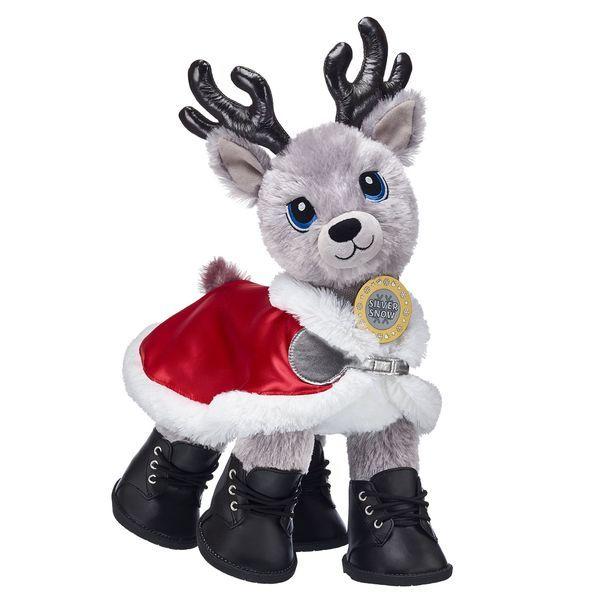 Silver Snow Set Build A Bear Bear Stuffed Animal Unicorn Toys