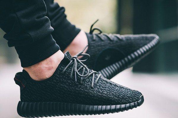 adidas yeezy boost 350 black precio