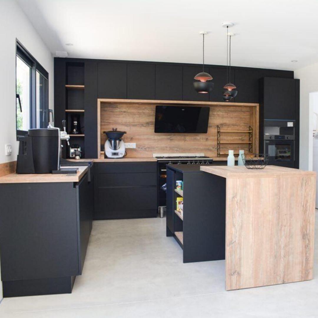 164 Mentions J Aime 8 Commentaires Comera Cuisines Comeracuisines Sur Instagram Est Ce Que Comme Nous Vous Avez Aussi E In 2020 Home Home Decor Breakfast Bar