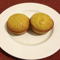 Orange Blossom Coconut Flour Muffin, links to many gf sf recipes