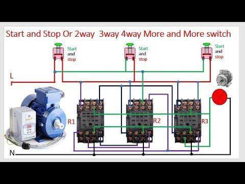 14 Pin Relay Socket Wiring Diagram Installation Working Base Three