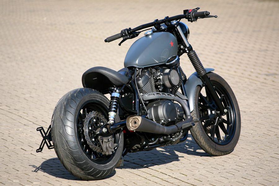 Yamaha Bolt Custom R Spec Bobber Bikes Motorcycle Cafe