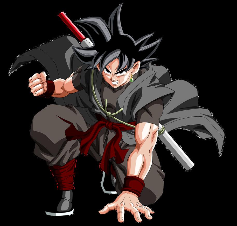 Black Goku Xeno By Narutosonic666 On Deviantart Goku Black Dragon Ball Image Dragon Ball Super Manga