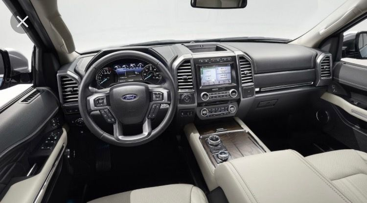 2018 Ford Explorer Platinum Ford Excursion Ford Excursion