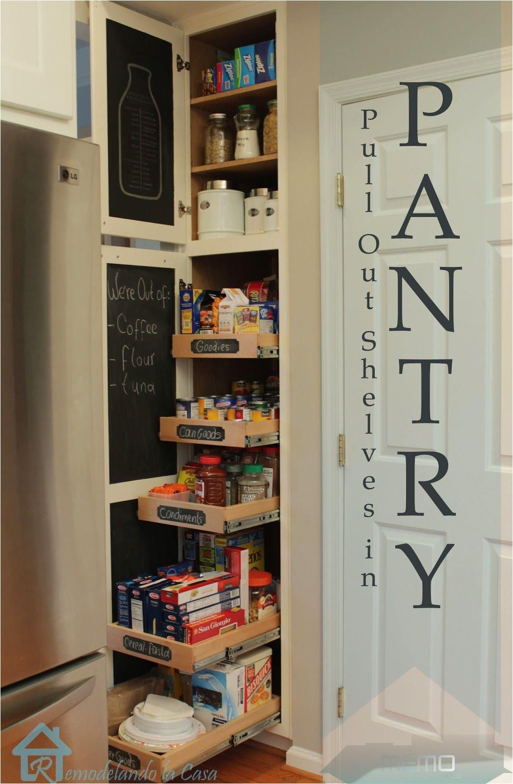 Jan 13, 2016 How to install pull out shelves in skinny