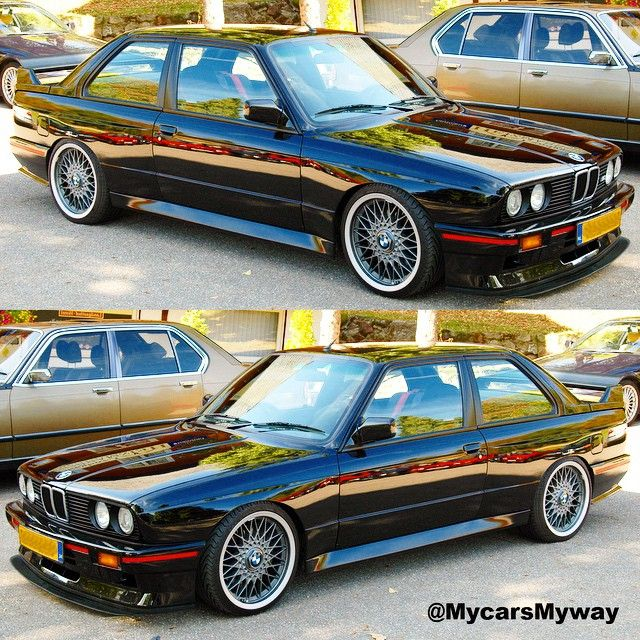 E30 EVO Sport M3. One Of These Has Just Sold For £140,000