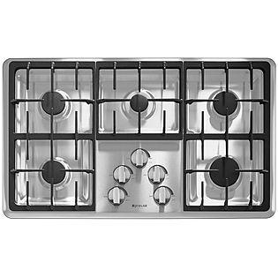 Jenn-Air 36'' Gas Cooktop Sear $ 1,900   Kitchen   Electric