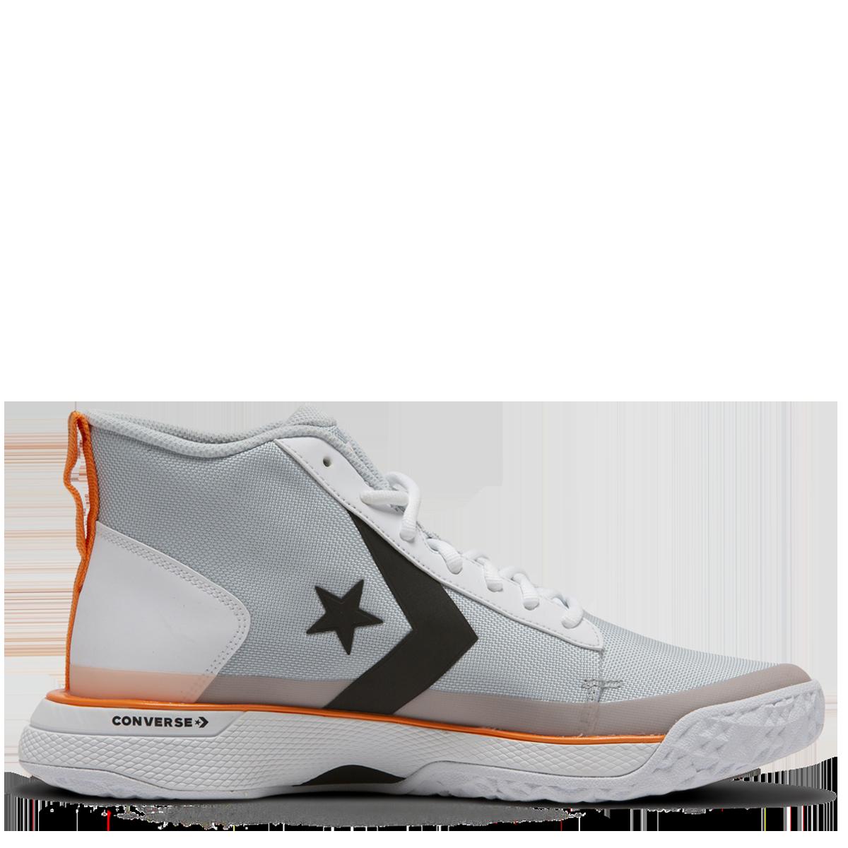 Converse X Tinker Hatfield Star Series BB Mid Pure Platinum