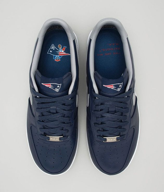 online retailer 11618 278a4 Air-Force 1 Low Top Patriots ... If you think these shoes are ugly well  then you just hate winning .