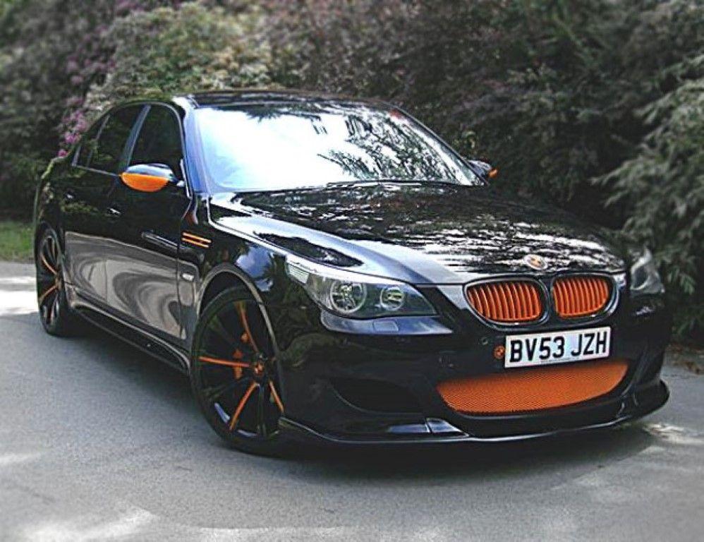 BMW E60 / E61 to M5 Body Kit Xclusive Customz Bmw