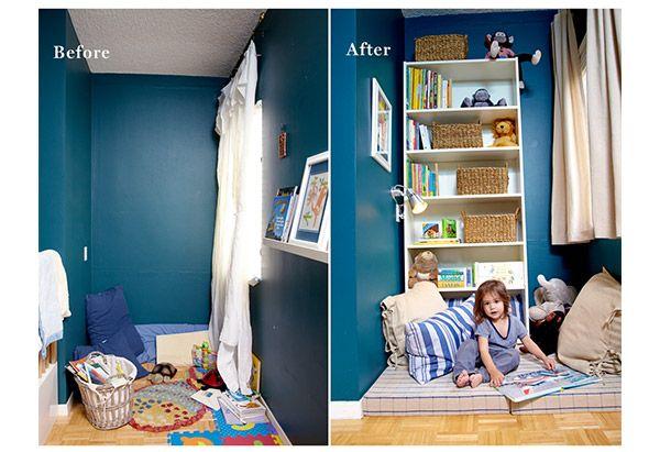 Home Makeovers for Small Spaces - Oprah.com