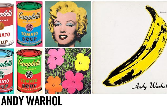 Banana andy warhol pop art pinterest warhol for Andy warhol famous works