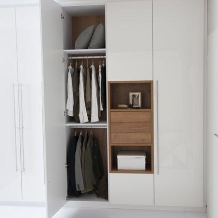 meuble chambre dressing code - placard sur mesure - schmidt | entrée
