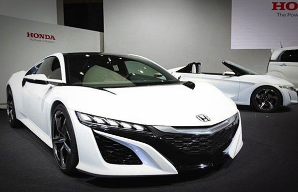 2016 Honda Prelude Side