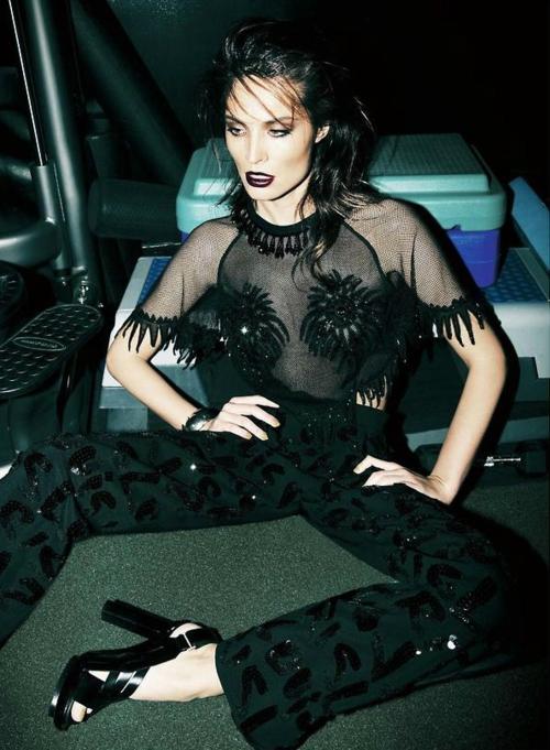 """Sweat Baby Sweat"" Dressed to Kill Magazine March 2014"
