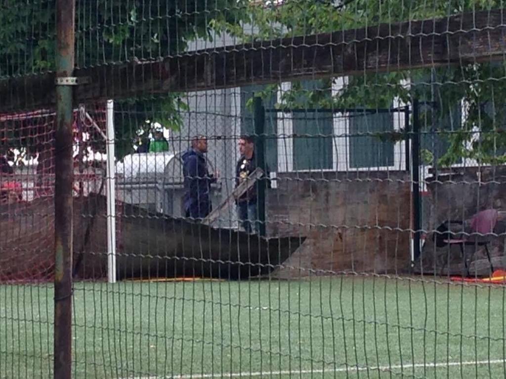 Torino: in Sisport Belotti e Petrachi a colloquio https://t.co/Ynlfl341W1 Gualtiero Lasala https://t.co/UvOWqgPYIC