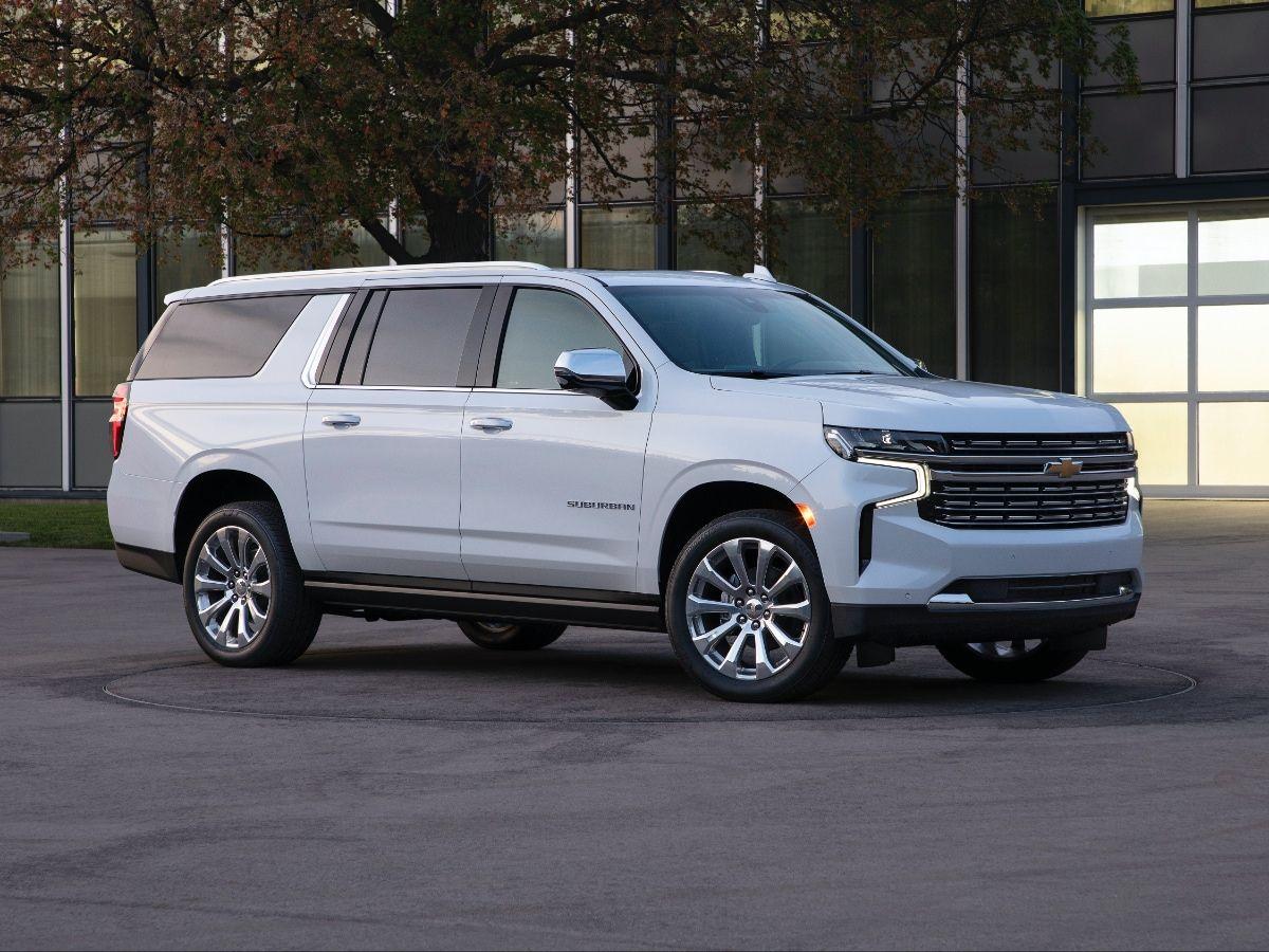 2021 Chevrolet Suburban Preview In 2020 Chevrolet Suburban