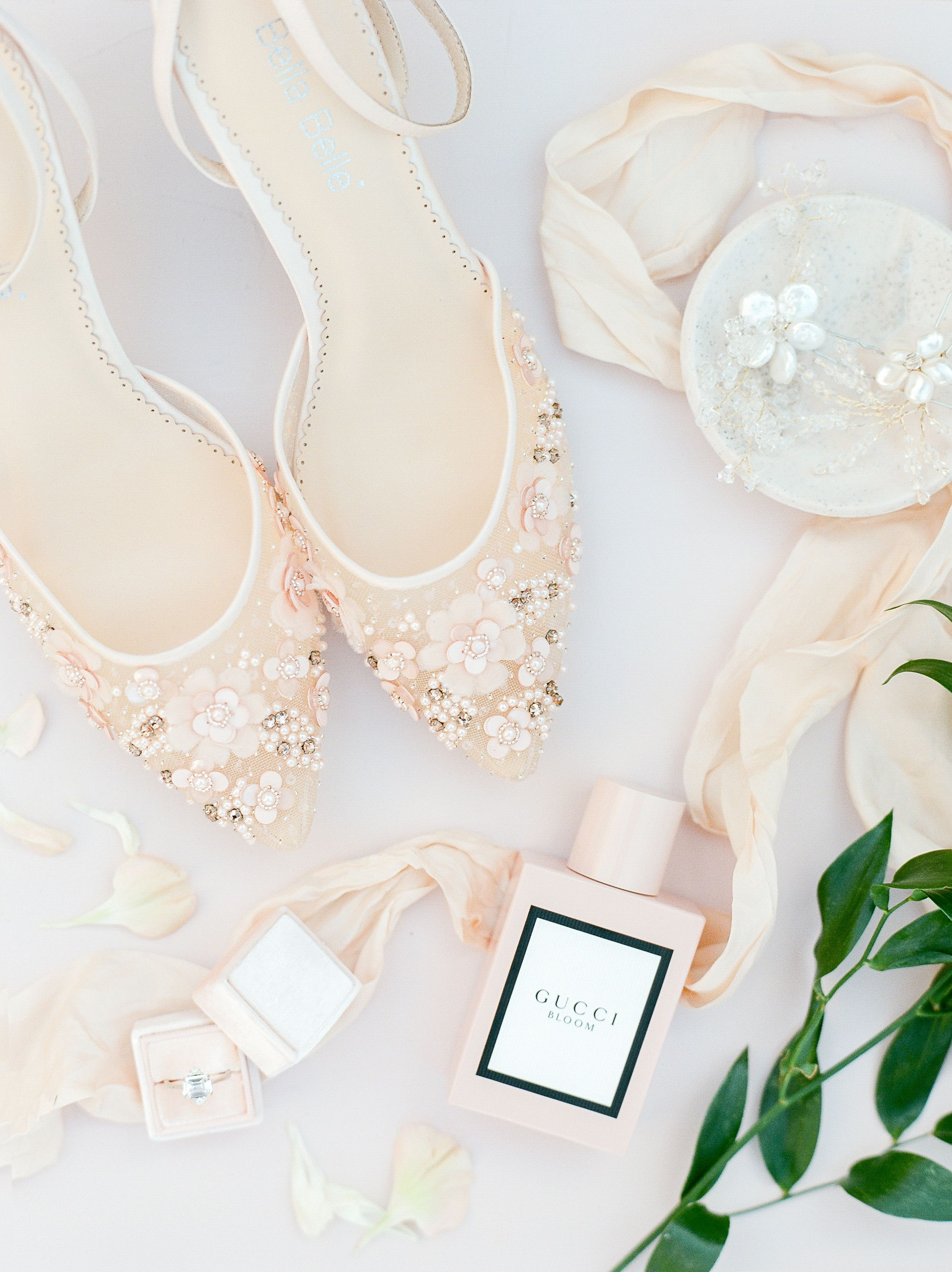 Pearl Pink Wedding Shoes Low Heel Blush Wedding Shoes Pink Wedding Shoes Low Heel Pink Wedding Shoes