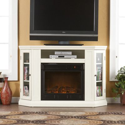 499 Love With Images Fireplace Media Console Corner