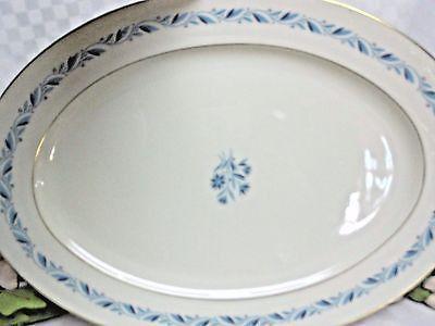 Lenox, China Dinnerware BlueRidge Pattern# P316 Large Oval Platter ...