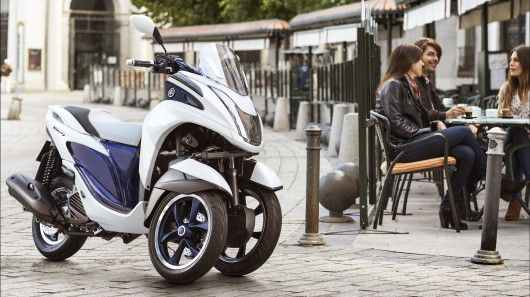 yamaha's tricity 3-wheeler soon to go into commercial production
