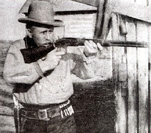This Day in Old West History: November 1, 1924   Many famous lawmen came out of the Old West. Outlaws, gambling, cattle rustling, bootlegging, saloons, Indians, trappers and traders exaggerated the romance and violence of the period. This day in history reflects on the murder of one such legendary gunfighter, William Tilghman who was one of the most famous lawmen of the Old West. He was appointed City Marshall of Dodge City in 1884 and wore a badge of two twenty dollar gold pieces.