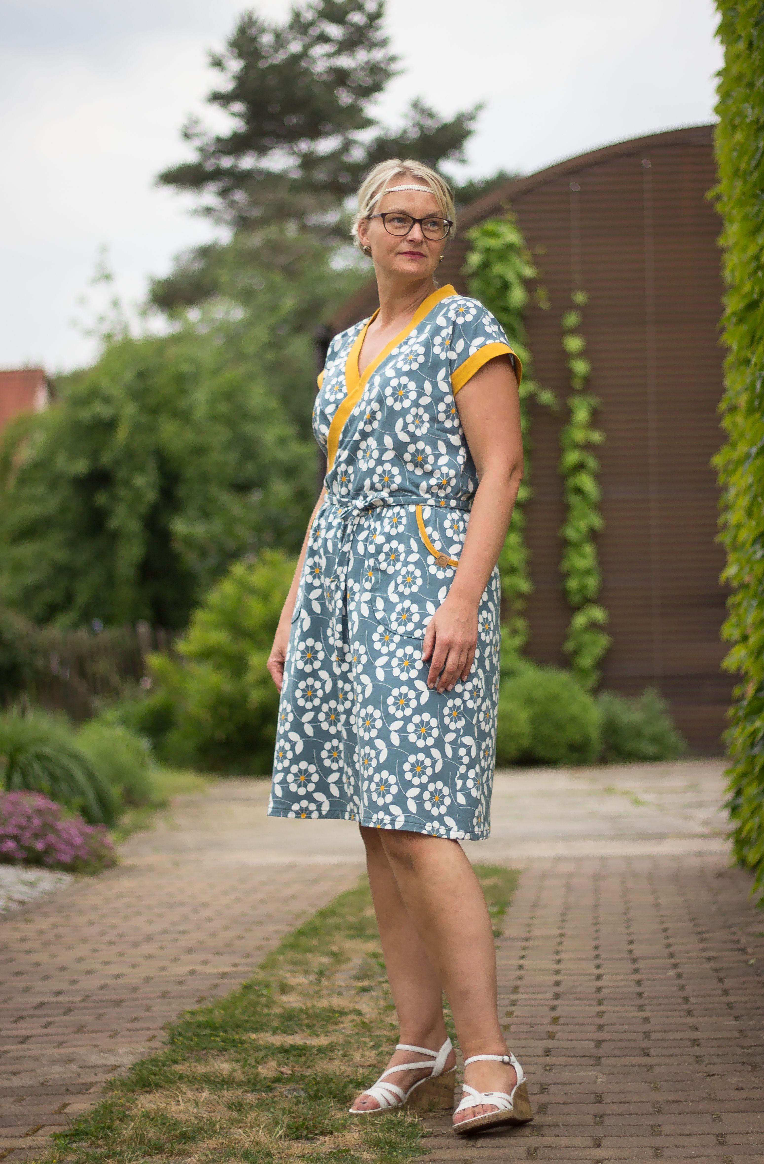 Schnittmuster Kleid Katrein ️ Freuleins | Schnittmuster