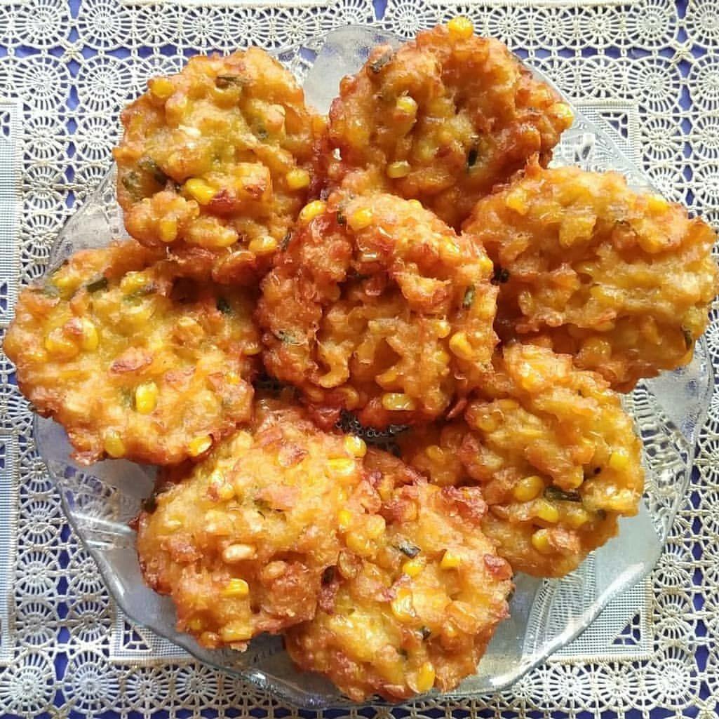 Galery Resep Masakan Rumahan Di Instagram Dadar Jagung By Dhina Kesumawati Resep 2 Buah Jagung Manis 1 Bu Resep Masakan Masakan Makanan Dan Minuman