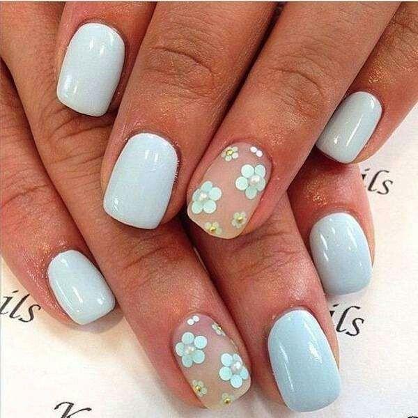 Nail! ♡ | Дизайн ногтей | Pinterest