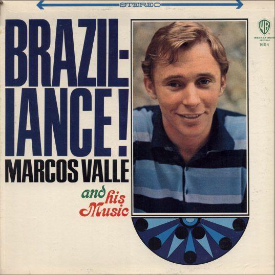 Marcos Valle Braziliance Vinyl Record Album Covers Album Covers Vinyl Record Album