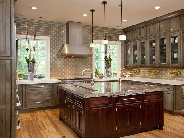 Elegant Remodel Kitchen Ideas 13 Kitchen Design Amp Remodel Ideas ...