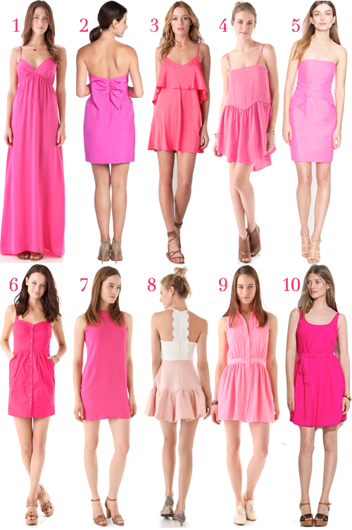The little pink dress :) - Style - Pinterest - Style- Design and ...