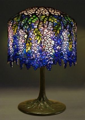 Wisteria Lamp By Tiffany Circa 1901 Stuff I M Going To Buy When