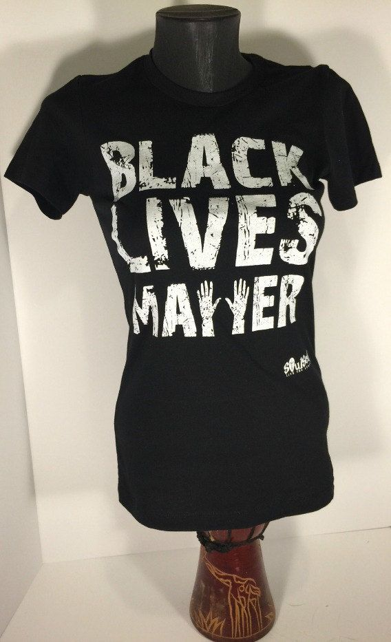 Black Lives Matters: African American Tshirts (Ladies Fitted tee ...