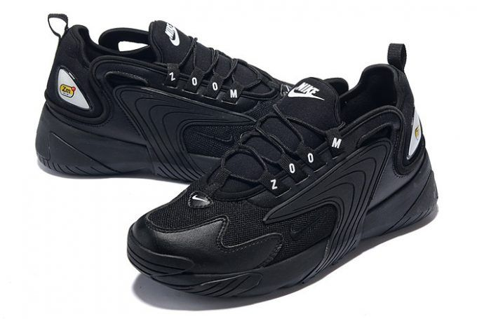 "91501d6dd4c87 Nike Zoom 2K ""Triple Black"" AO0269-002 Releases December 26 in 2019 ..."