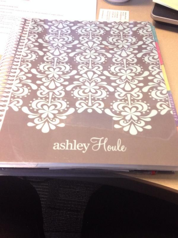So ready to be filled with life plans! #ECLifePlanner14