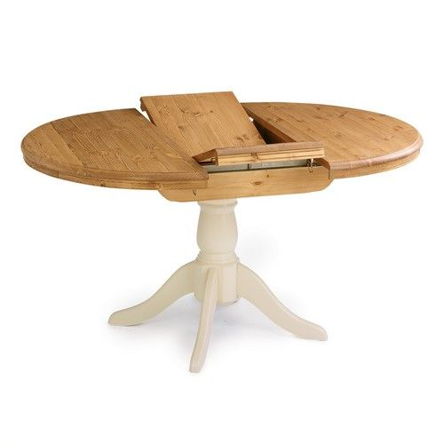 Furniture Ideas Wiltshire Round Extending Dining Table