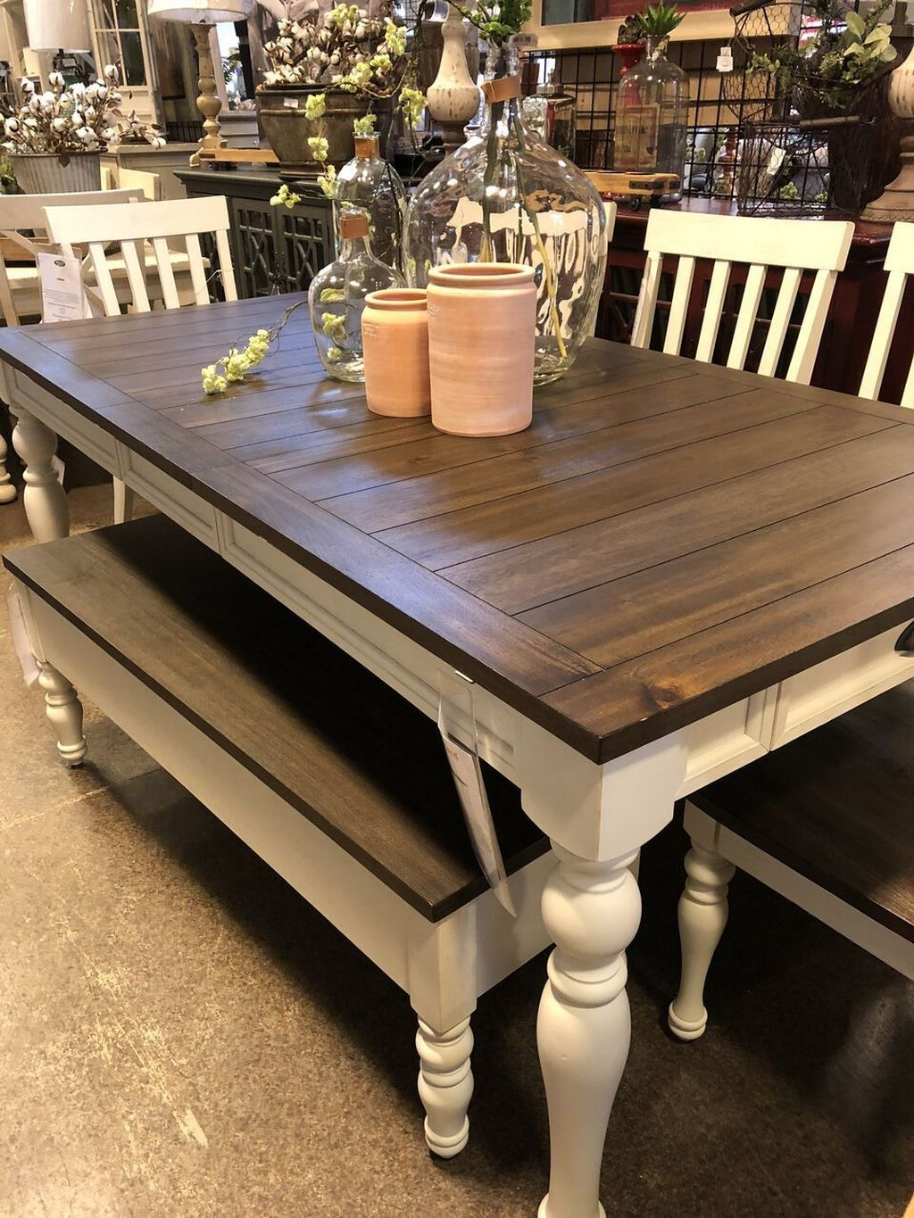 34 the best farmhouse table design ideas perfect for 2020