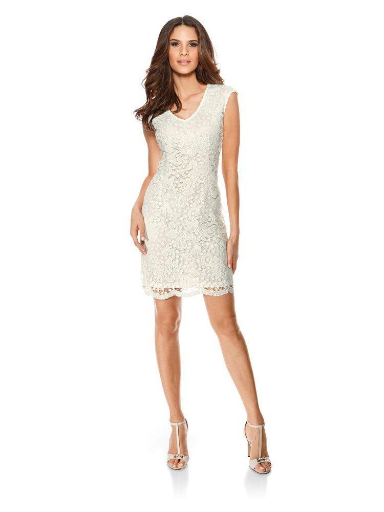Simple CARRY ALLEN Kleid Abendkleider im Mode Shop auf heine de